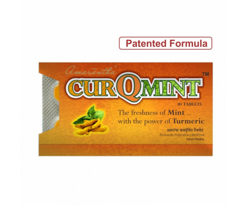 Amarantha CurQmint Tablet